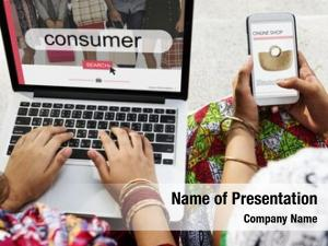Online shopping purchase retail consumer