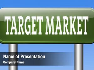 Business target market targeting niche