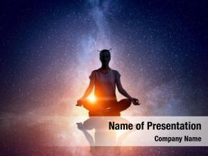Calmness spiritual yoga physical