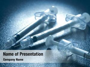 Syringes for insulin