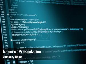 Monitor program code