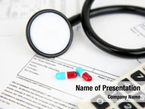 Paperwork medical insurance