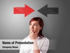 Choosing business person between several