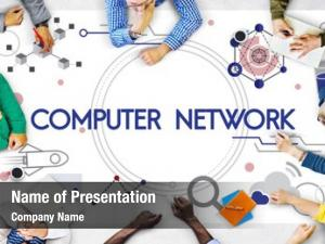 Server computer network system