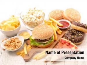 Food, assorted fast junk food,