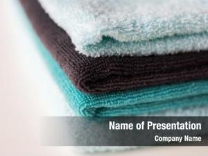 Hygiene fabric powerpoint template