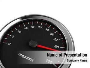 Download speedometer