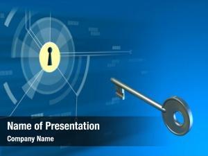 Digital key access informations