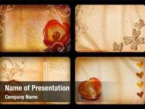 10x15cm grunge jumbo cards romantic