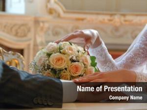 Wedding bridal bouquet bouquet