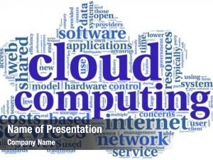 Concept cloud computing word tag