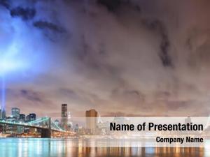 City new york manhattan panorama