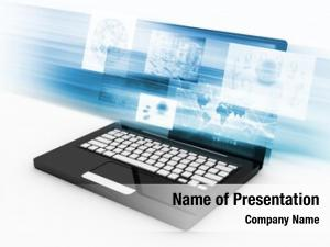 Digital interactive media entertainment art