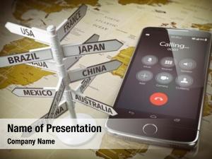 Global communication calls