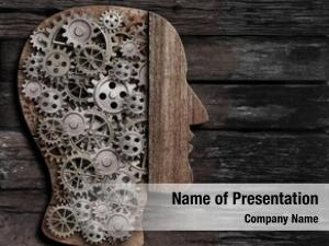 Brain function powerpoint template