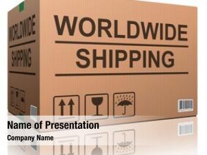 Web worldwide shipping shop icon