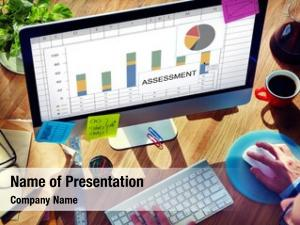 Chart assessment bar pie chart