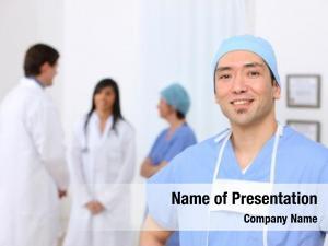 Other portrait surgeon medical personnel
