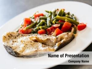 Fish fish dish fillet sauce