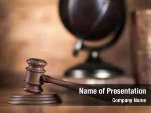 Theme, globe, law mallet judge,
