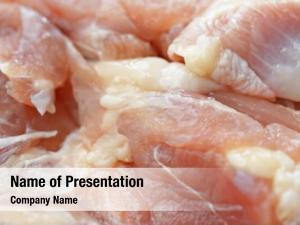 Chicken raw fresh