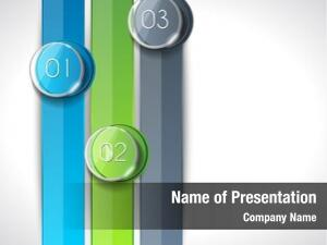 Infographic modern abstract display data,