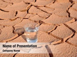 Land water arid