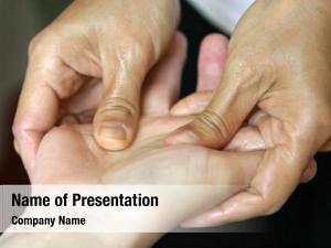 Part hand massage holistic massage