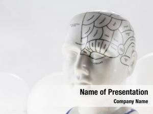 Head decorative human psychological anatomy