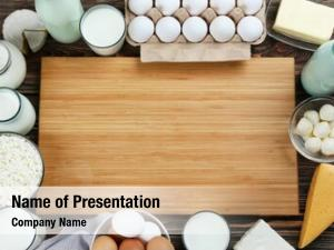 Space cutting board text frame