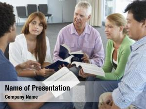 Study meeting bible group