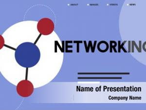 Social platform connected global network