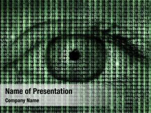 Program matrix binary code human