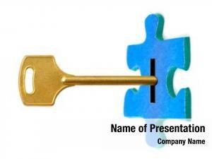 White key puzzle