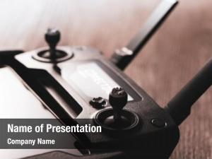 Transmitter drone quadcopter