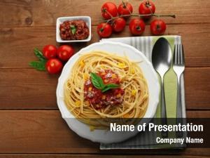 Sauce, spaghetti tomato paprika cheese