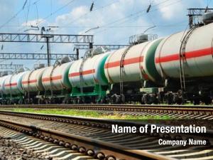 Cars transportation tank oil