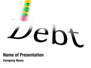 Being erasing debt financial wise