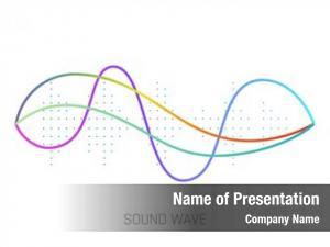Waves music sound white