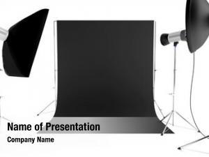 Equipment photo studio flashes