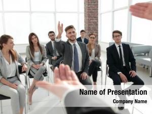 Question listener asks coach business