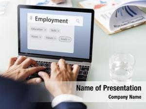 Place of working recruitment education skills