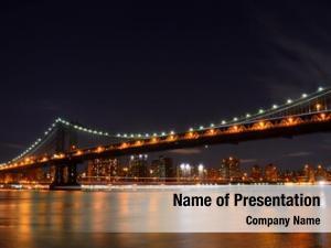City, new york manhattan bridge
