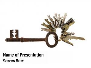 Keys genuine used including skeleton