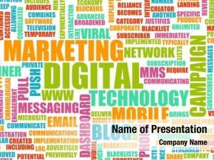 Internet digital marketing other media