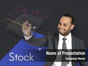Graphicphoto market stock exchange