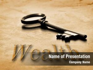 Riches key wealth