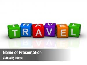Cubes travel (buzzword series)