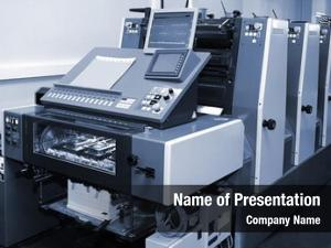 Machine new polygraphic modern ing