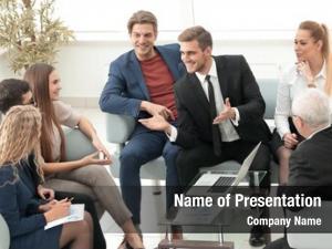 Negotiate business partners presence business